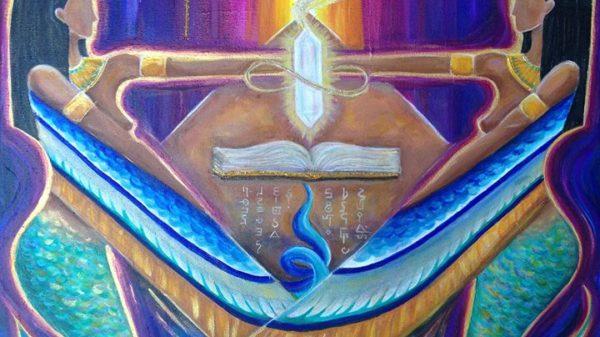 Over de energie van de Ankh & het opheffen van beperking op ons bewustzijn
