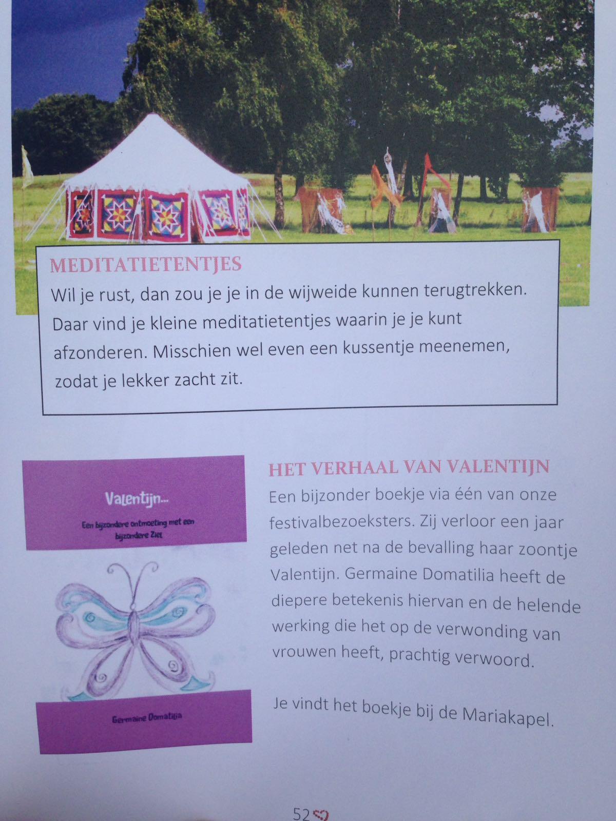 Rode Maan Festival 170617 programmaboekje